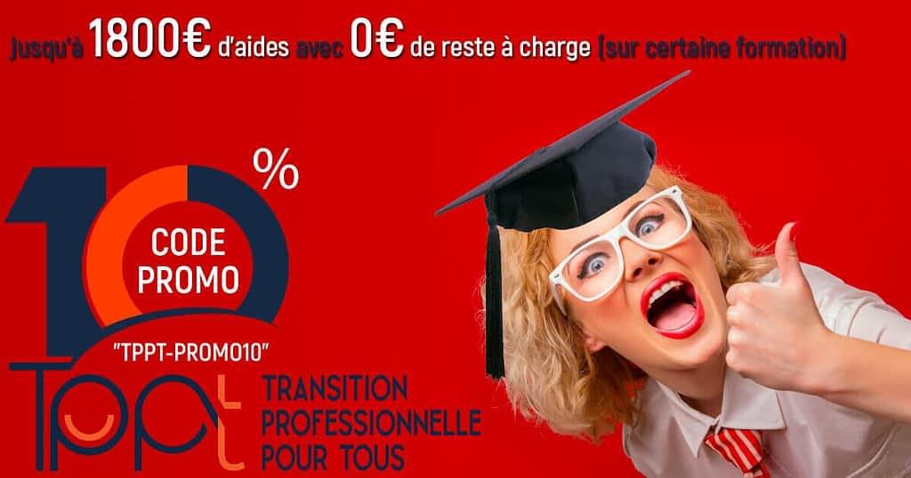Financer vos formations jusqu'à 1800€ d'aides